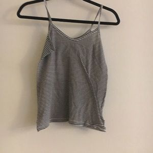 🌹Striped urban outfitters tank top